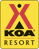 logo koa resort