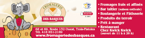 Fromagerie Basques 2018